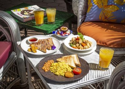 BE Happy Siem Reap | Free Vegan Breakfast Options